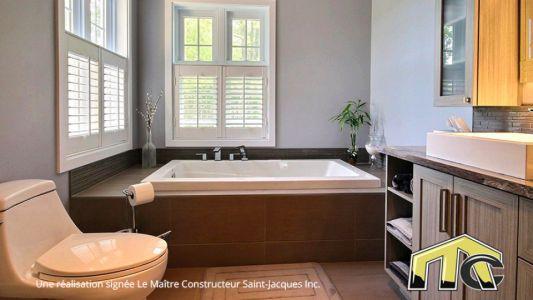 Cyprès - Salle de bain