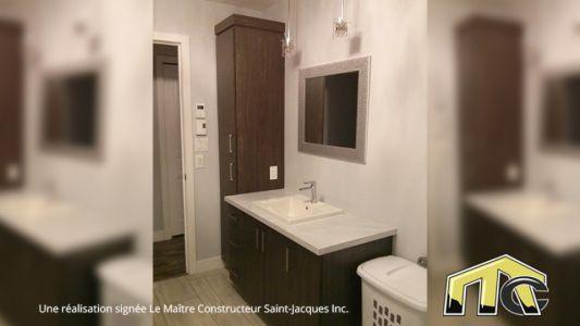 Distinction 3 chambres - Salle de bain