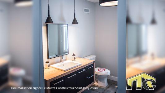 Lotus garage - Salle de bain