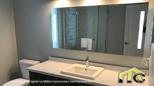 Mystique contemporaine - Salle de bain