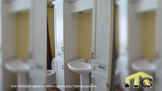 Sénior 2010 - Salle de bain rez-de-chaussé