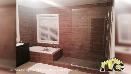 Suprême - Salle de bain