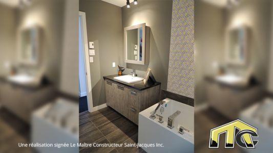 Topaze - Salle de bain