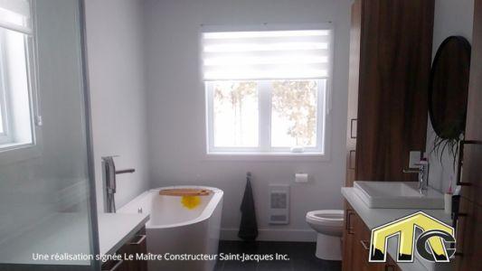 Bourgeoise - Salle de bain
