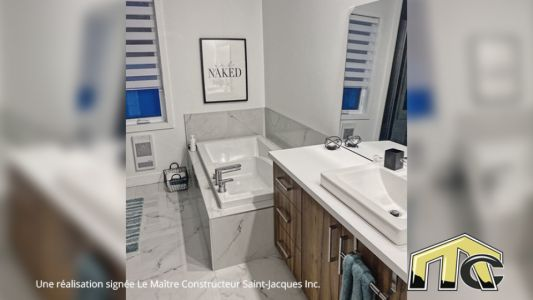 Olivia - Salle de bain