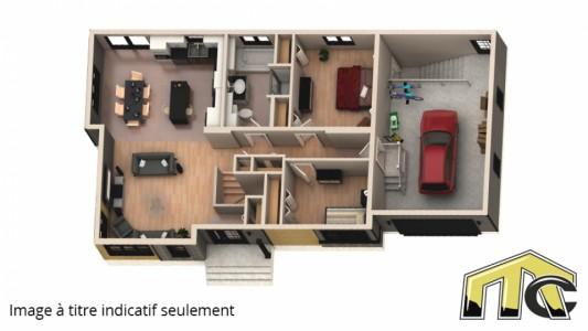 urbain garage 2 chambres
