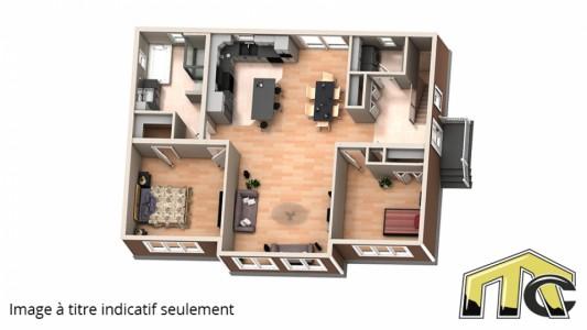 maison 2 chambres