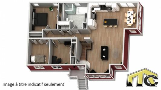 albatros classique 3 chambres