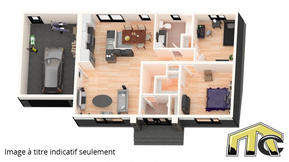 Lotus garage plan