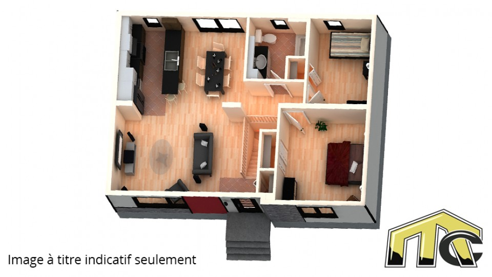 Mystique Contemporaine Plan