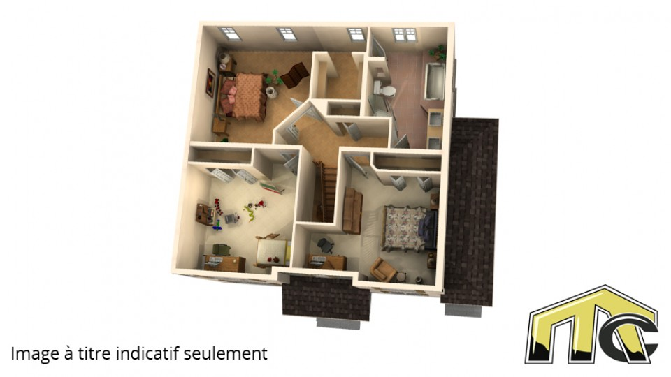 Olivier etage