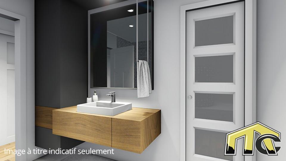 mimosa salle de bain